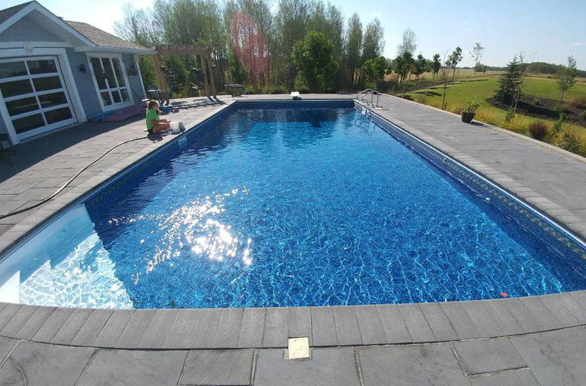 Servicing In-ground Pool